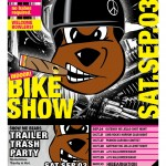 JJ's Bike Show Poster