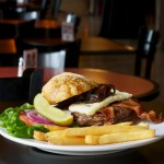 Nadoz Cafe Burger