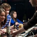kids at bar